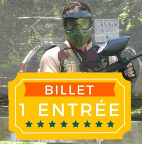 Image Billets Paintball