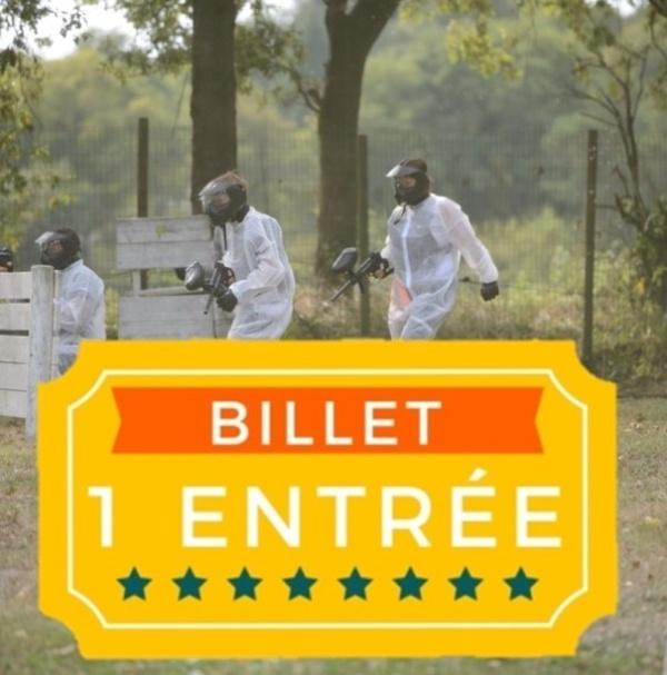 Image Billets paintball 4-6